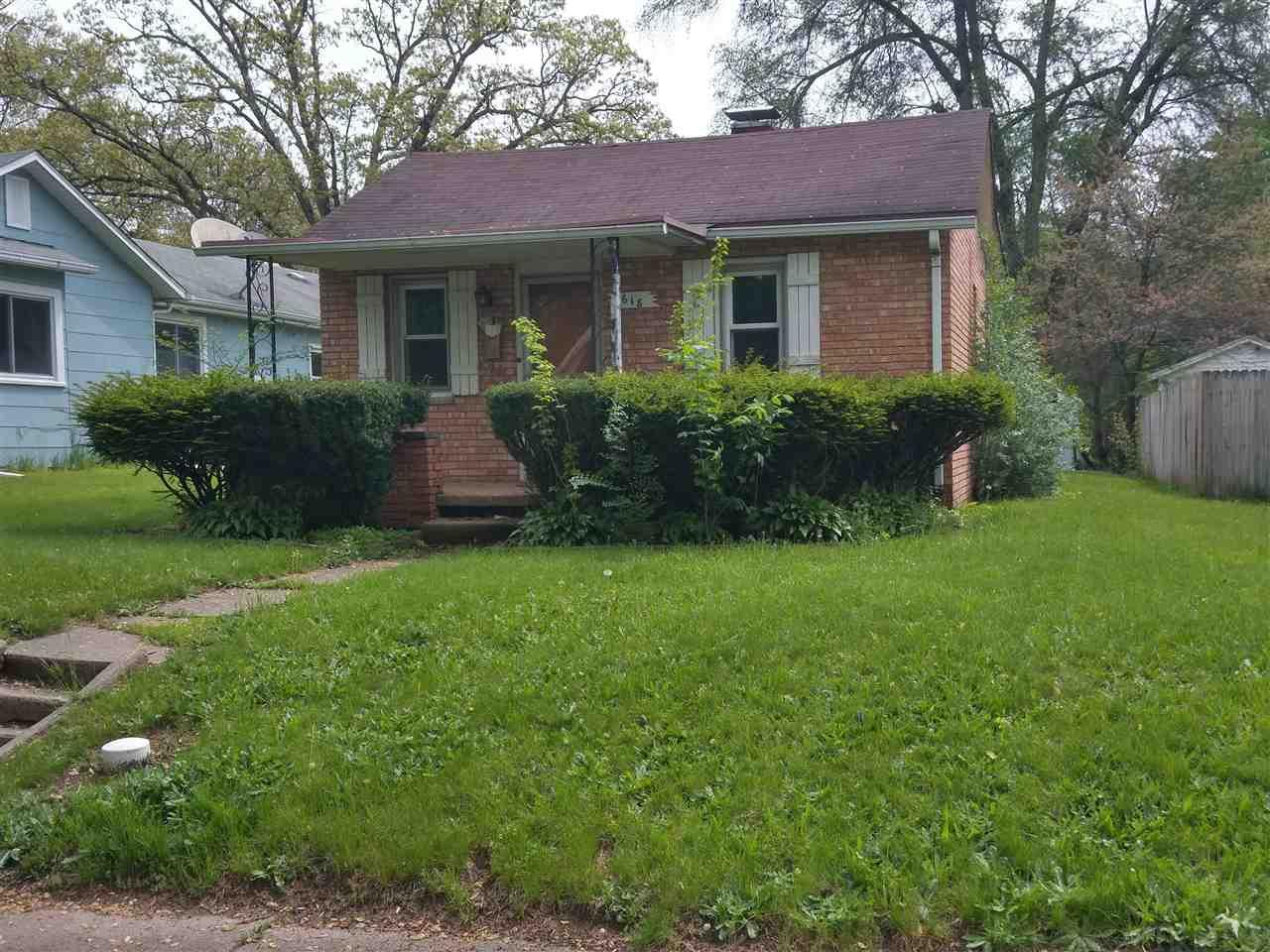 618 S 27TH South Bend, IN 46615