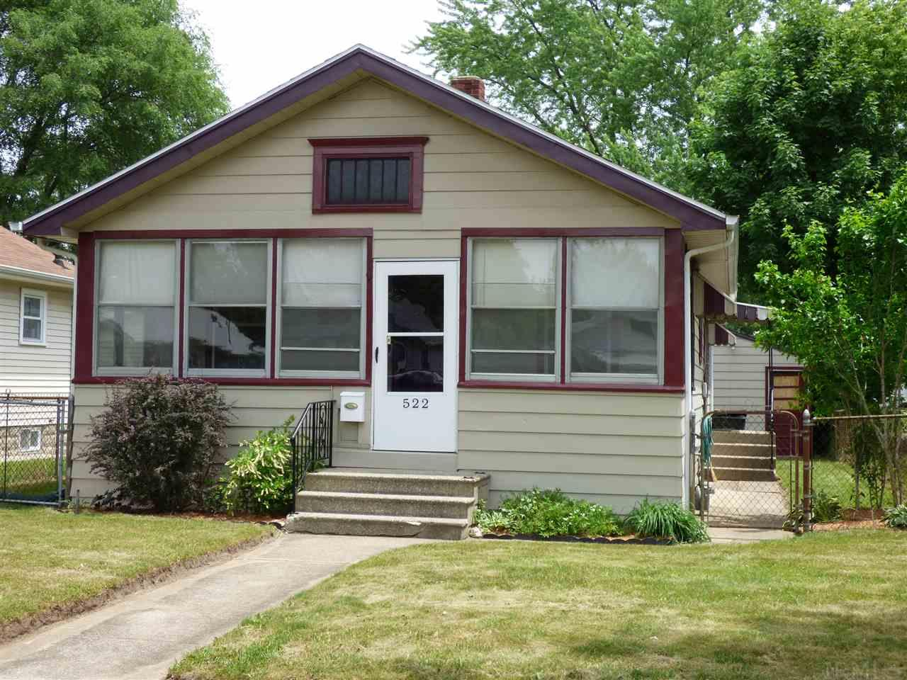 522 S 33 Rd South Bend, IN 46615