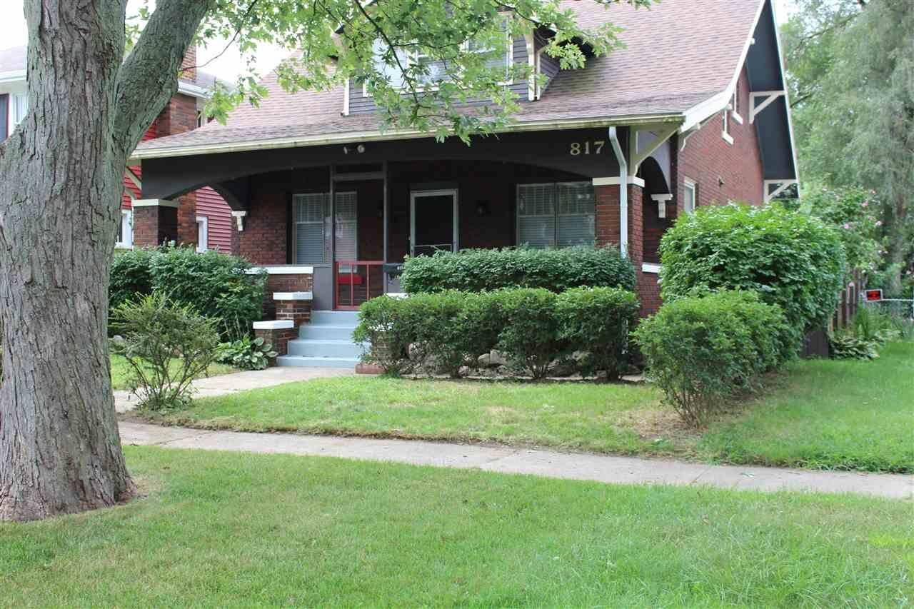 817 S 31st South Bend, IN 46615