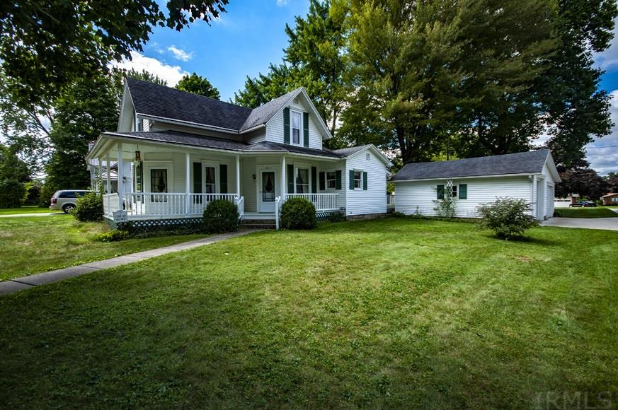 301 S Olive Wakarusa, IN 46573