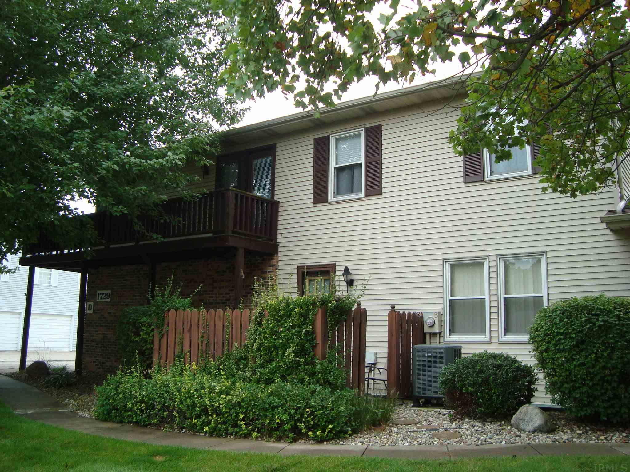 1729 Fortino #D Elkhart, IN 46514