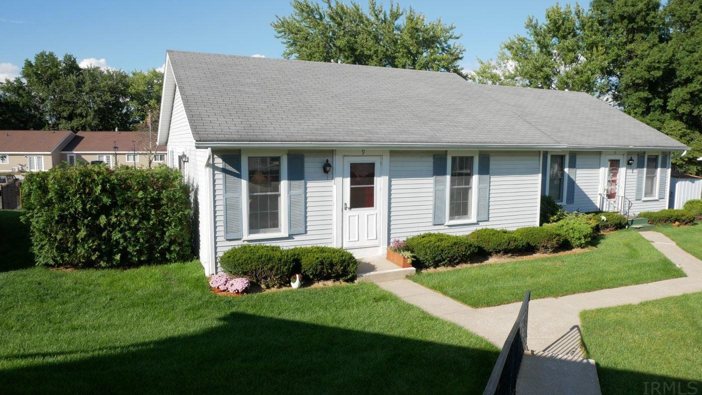 406 Crystal Valley #9 Middlebury, IN 46540