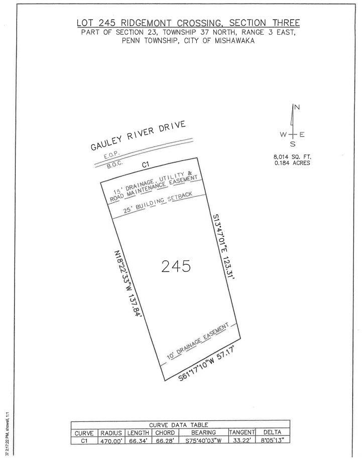 1607 Gauley River Mishawaka, IN 46544