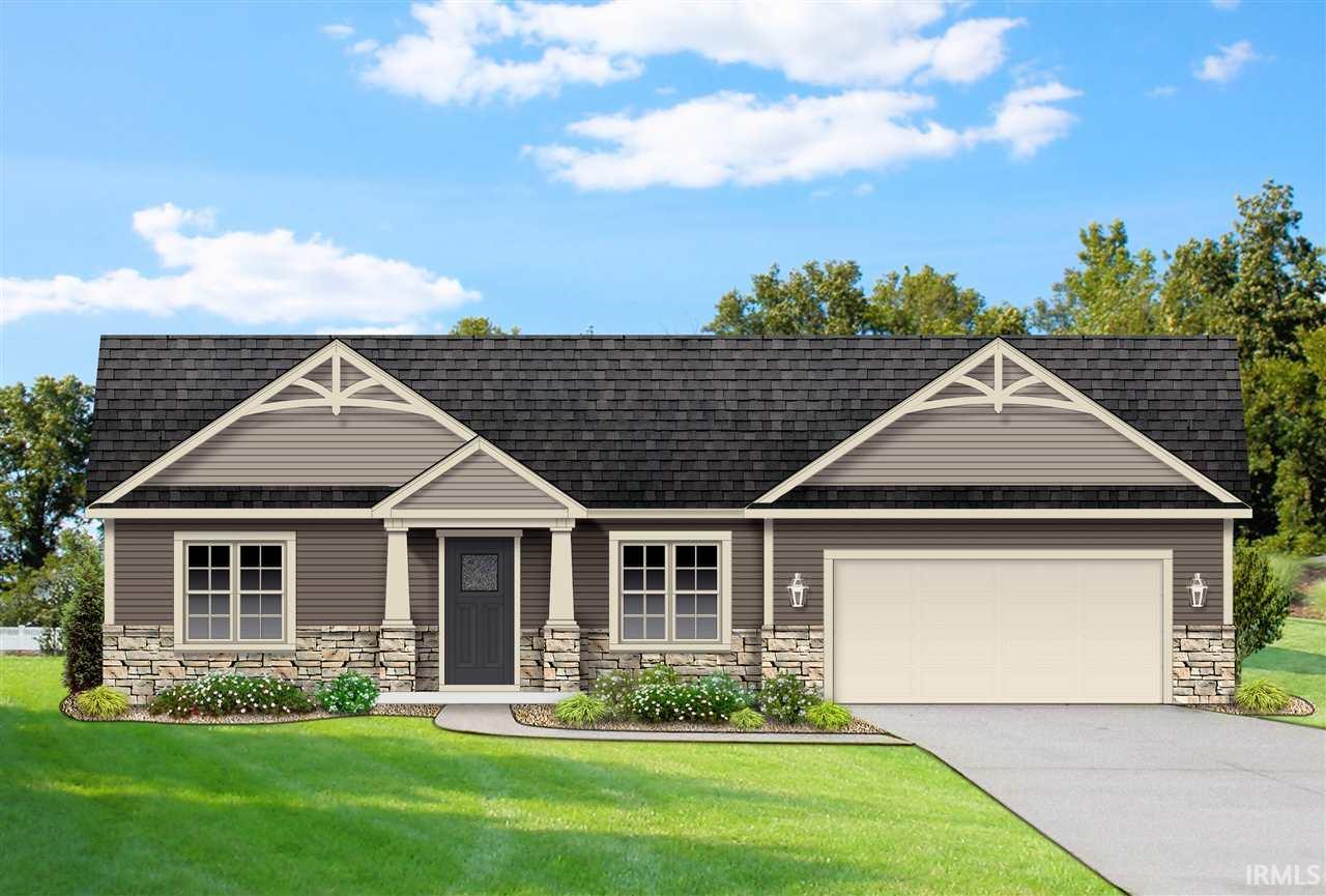 33911 Prairie Knolls #Lot 33 New Carlisle, IN 46552