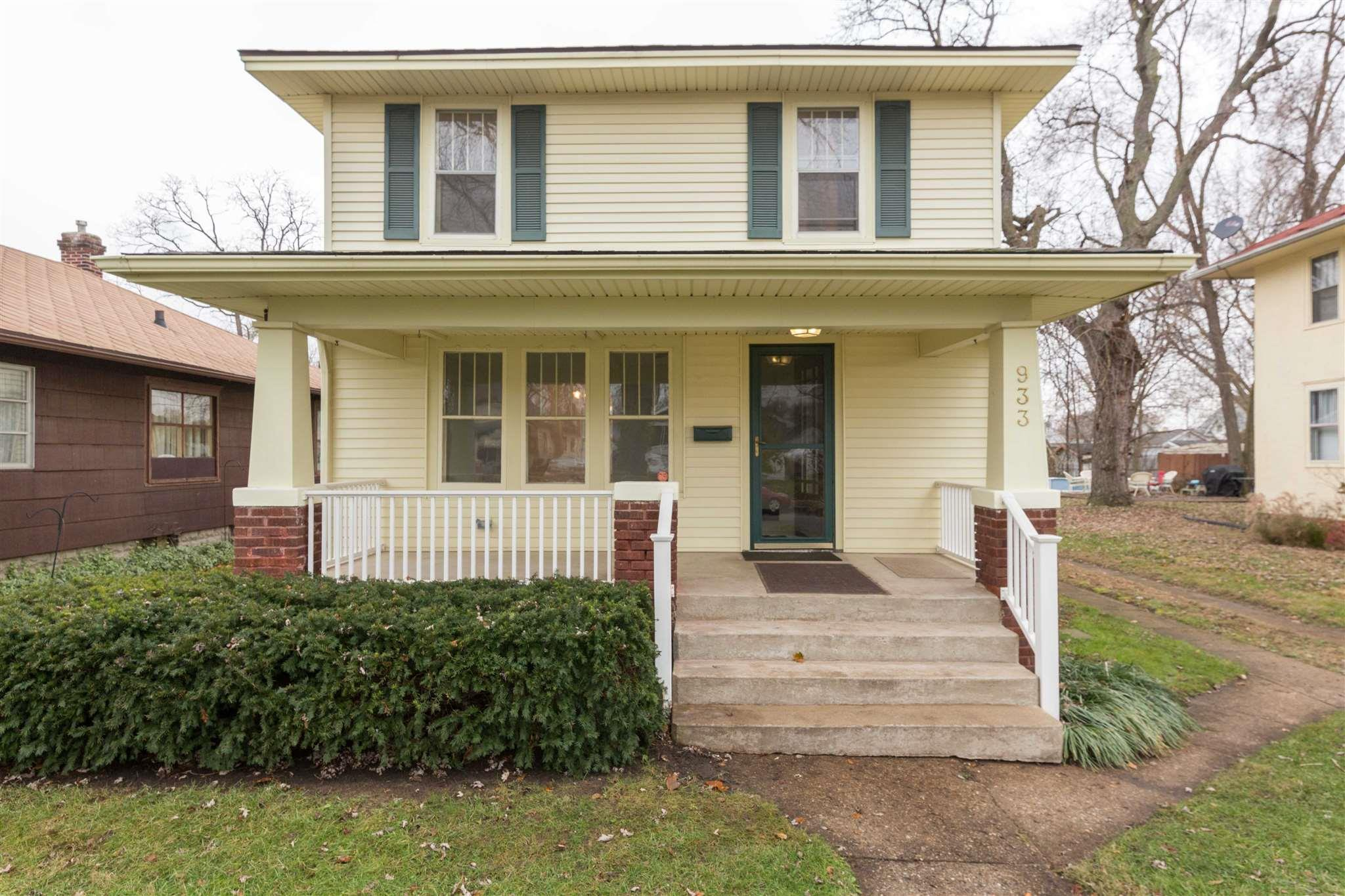 933 S 32nd South Bend, IN 46615