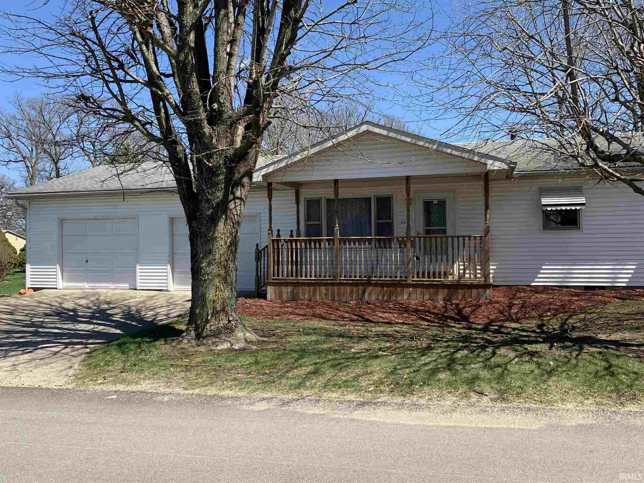 Terrific 311 Grant Street Williamsport 47993 Sold Listing Carpenter Realtors Inc Home Interior And Landscaping Synyenasavecom