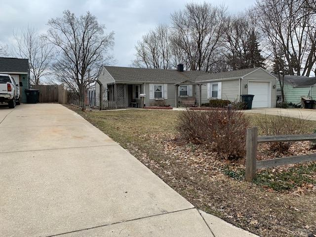 1709 E Altgeld South Bend, IN 46614