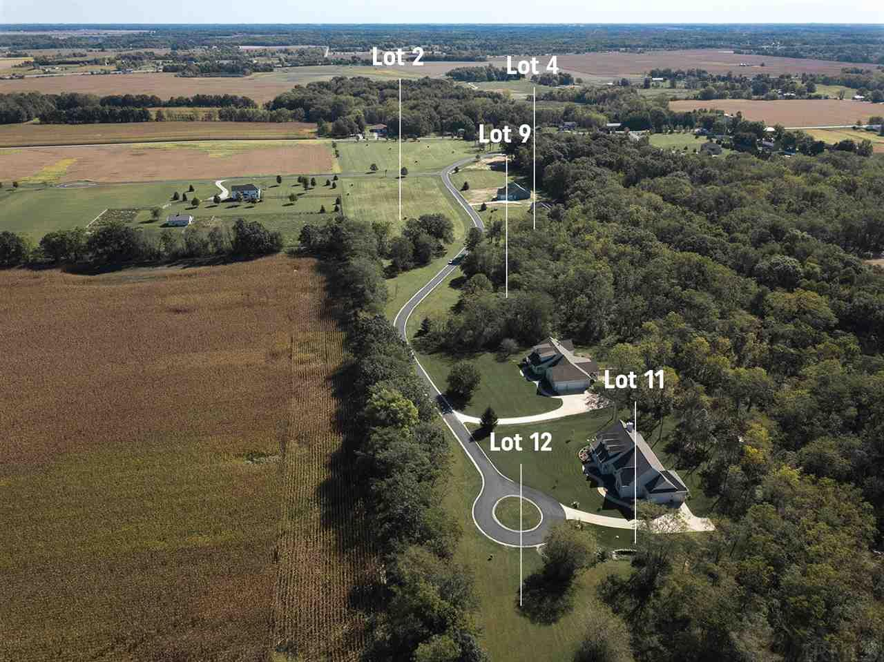 Lot 9 Lambsdowne Lane Lafayette Home Listings - The Russell Company Real Estate