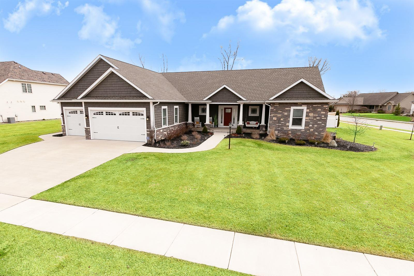 702 West Shore Osceola, IN 46561