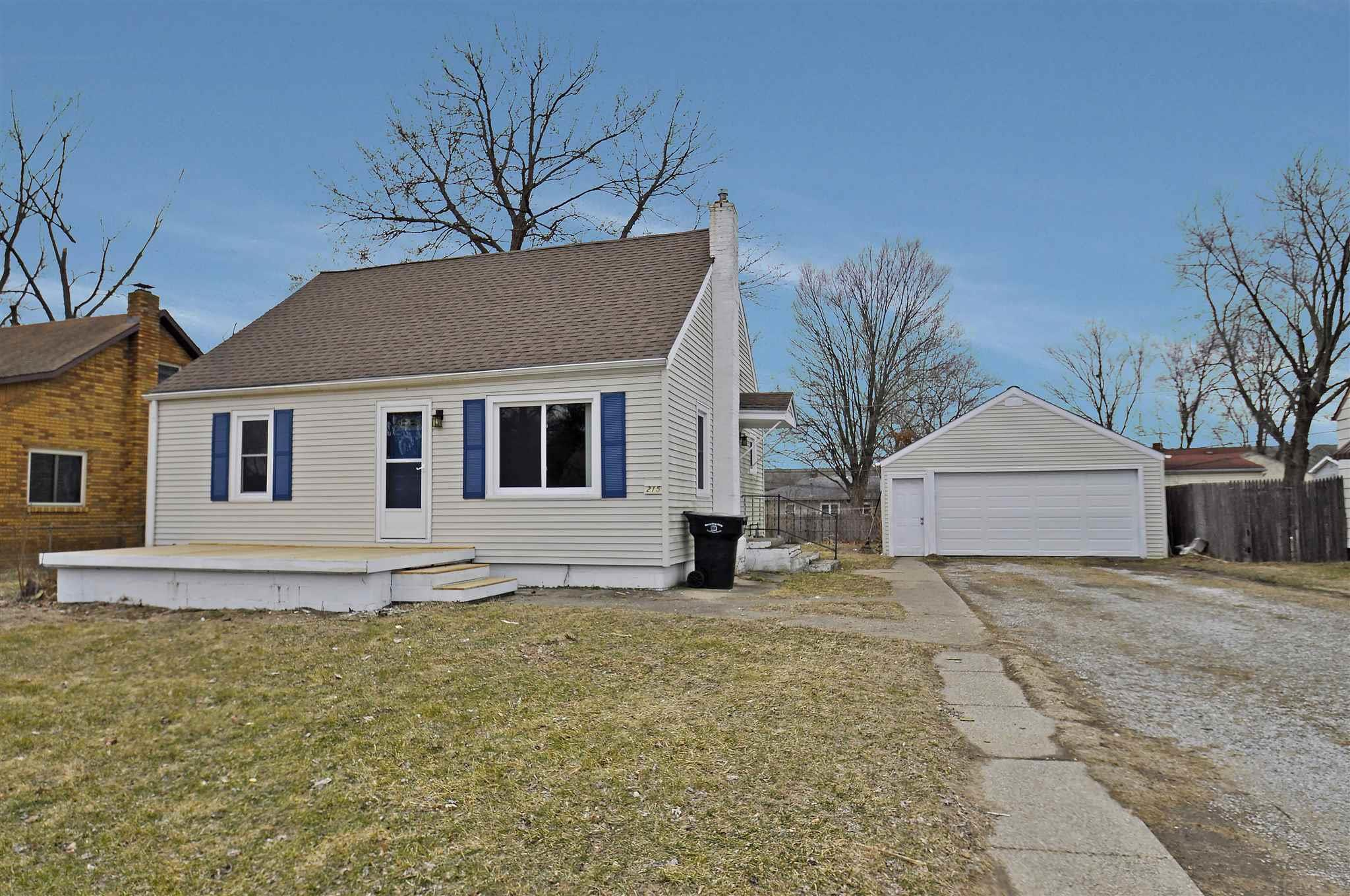 215 S 34th South Bend, IN 46615
