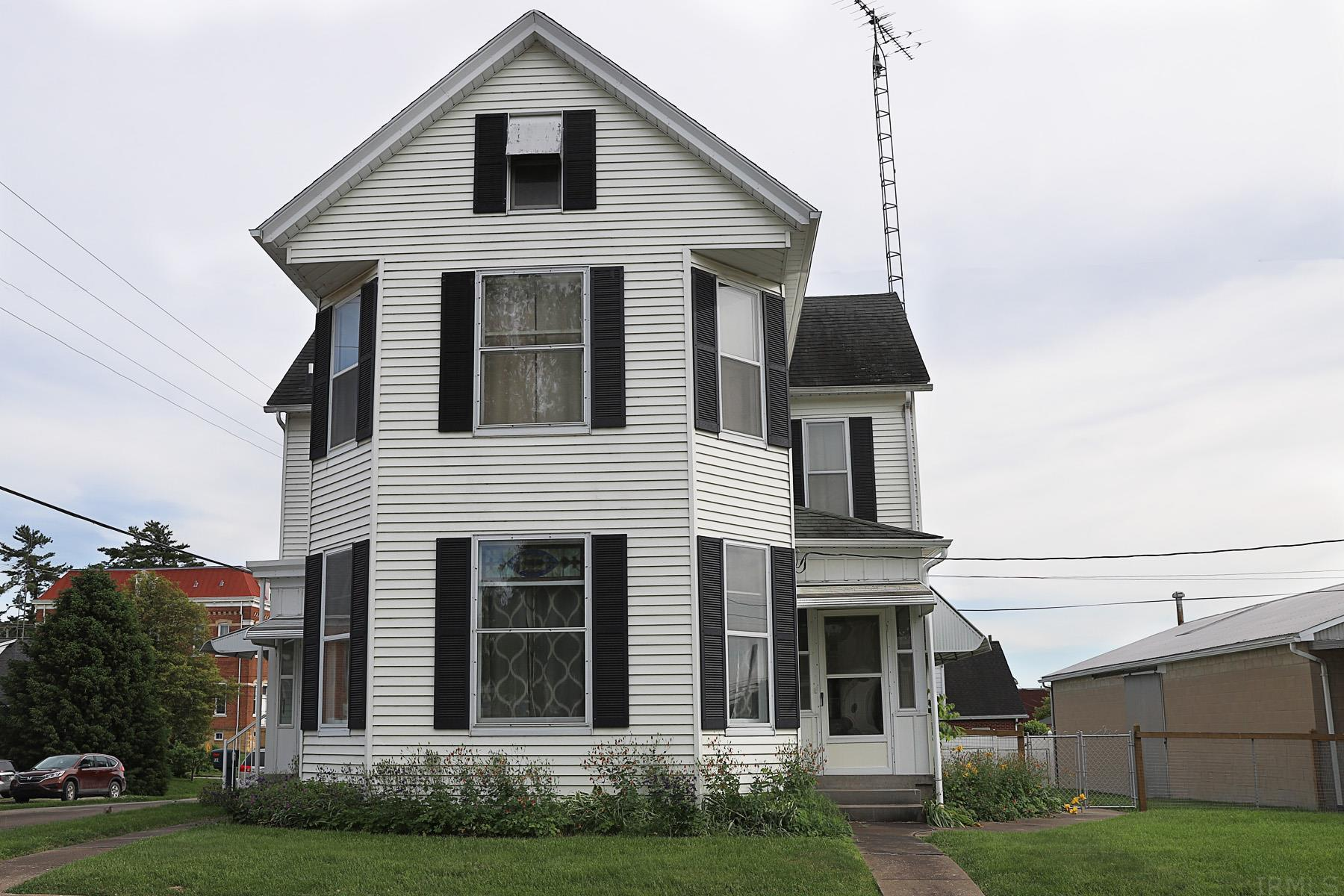 Beautiful Historic Home Located In Downtown Ferdinand.  Many Updates Have Been Done To The Home In The Past 5 Yrs. But The Charm And Character Has Been Preserved.  Remodeled Kitchen With All New Appliances, Updated Bathrooms, New Furnace, Air Conditioner And Duct Work All Replaced In 2015.  Featuring 1844 Finished Sq. Ft. Including 3/4 Bedrooms And 1 1/2 Baths.  Original Hardwood Floors And Beautiful Woodwork Throughout, Oversized Carport/Detached Garage, 1-Car Detached Garage, Fenced Backyard And A Great Location Within Walking Distance To The Park, YMCA And Library Are Just A Few Of The Outstanding Features Of This Home.