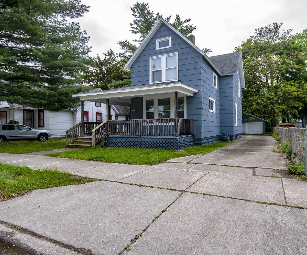 615 W Crawford Elkhart, IN 46514
