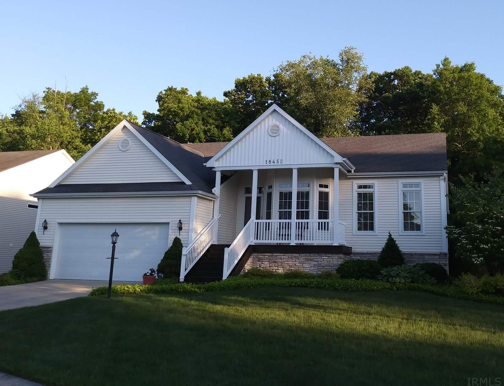 Official Listing 18452 Madrid Court South Bend In 46637 Dunfee