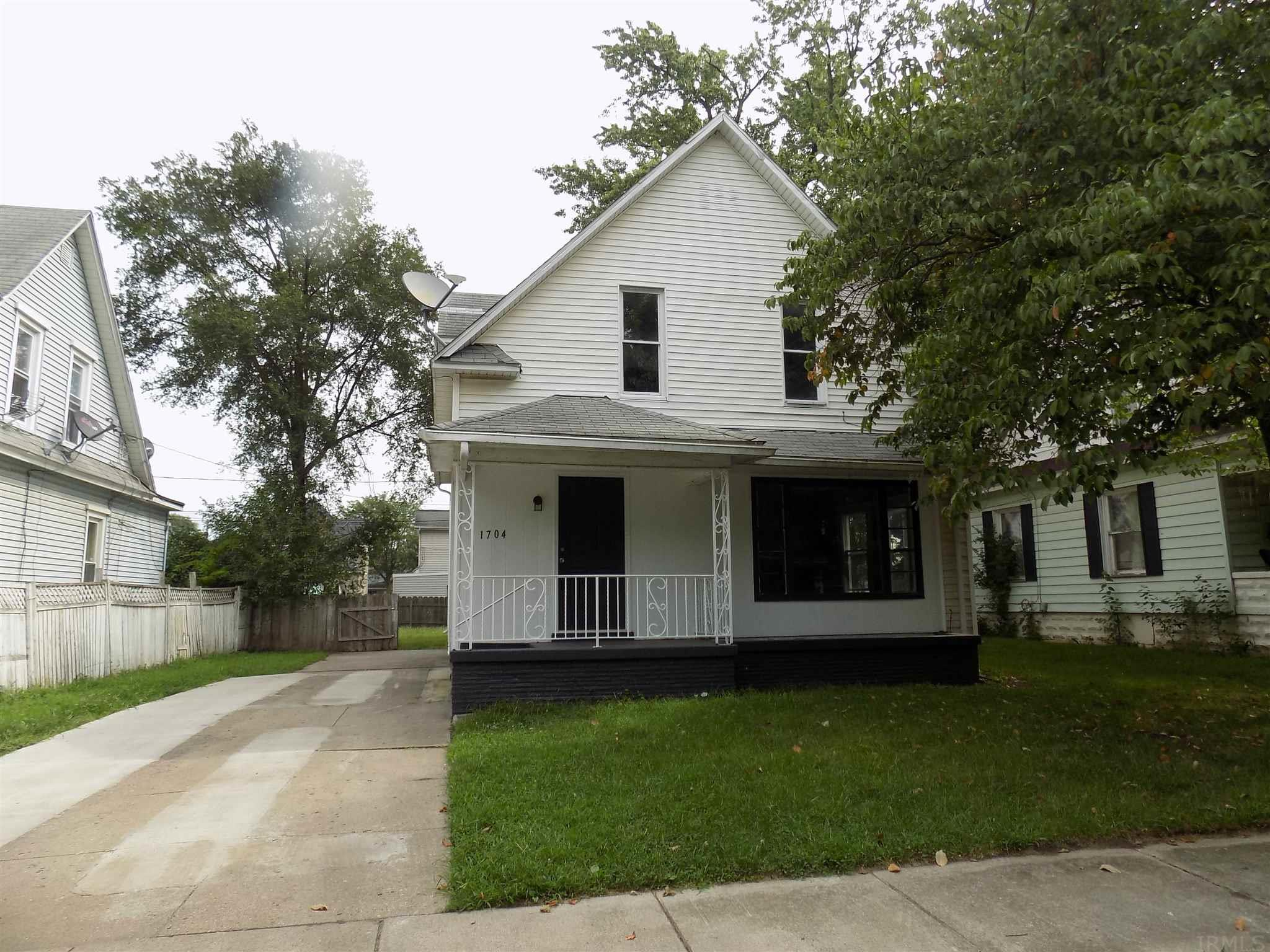 1704 Morton Elkhart, IN 46516