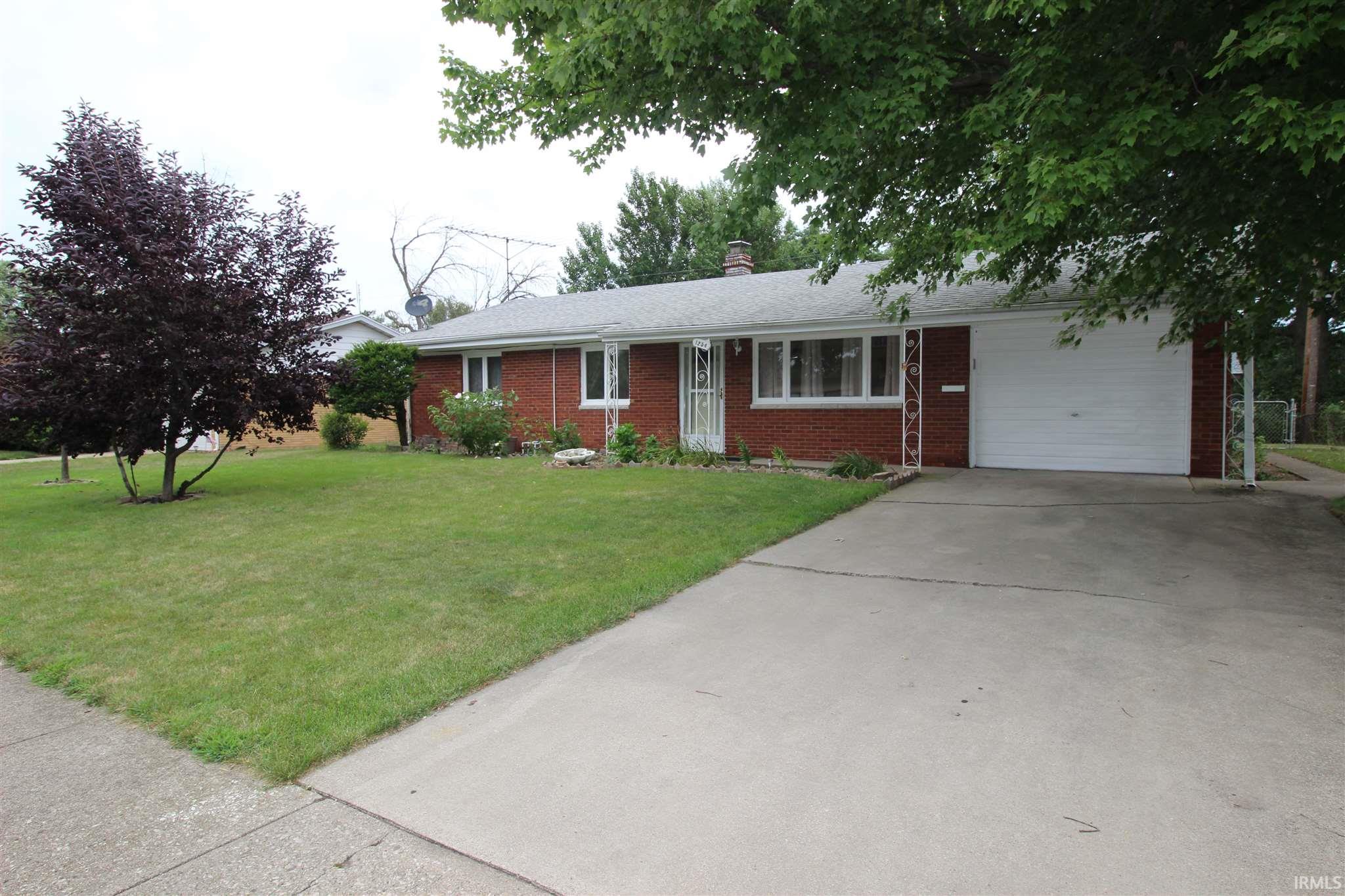 1254 N Sheridan South Bend, IN 46628