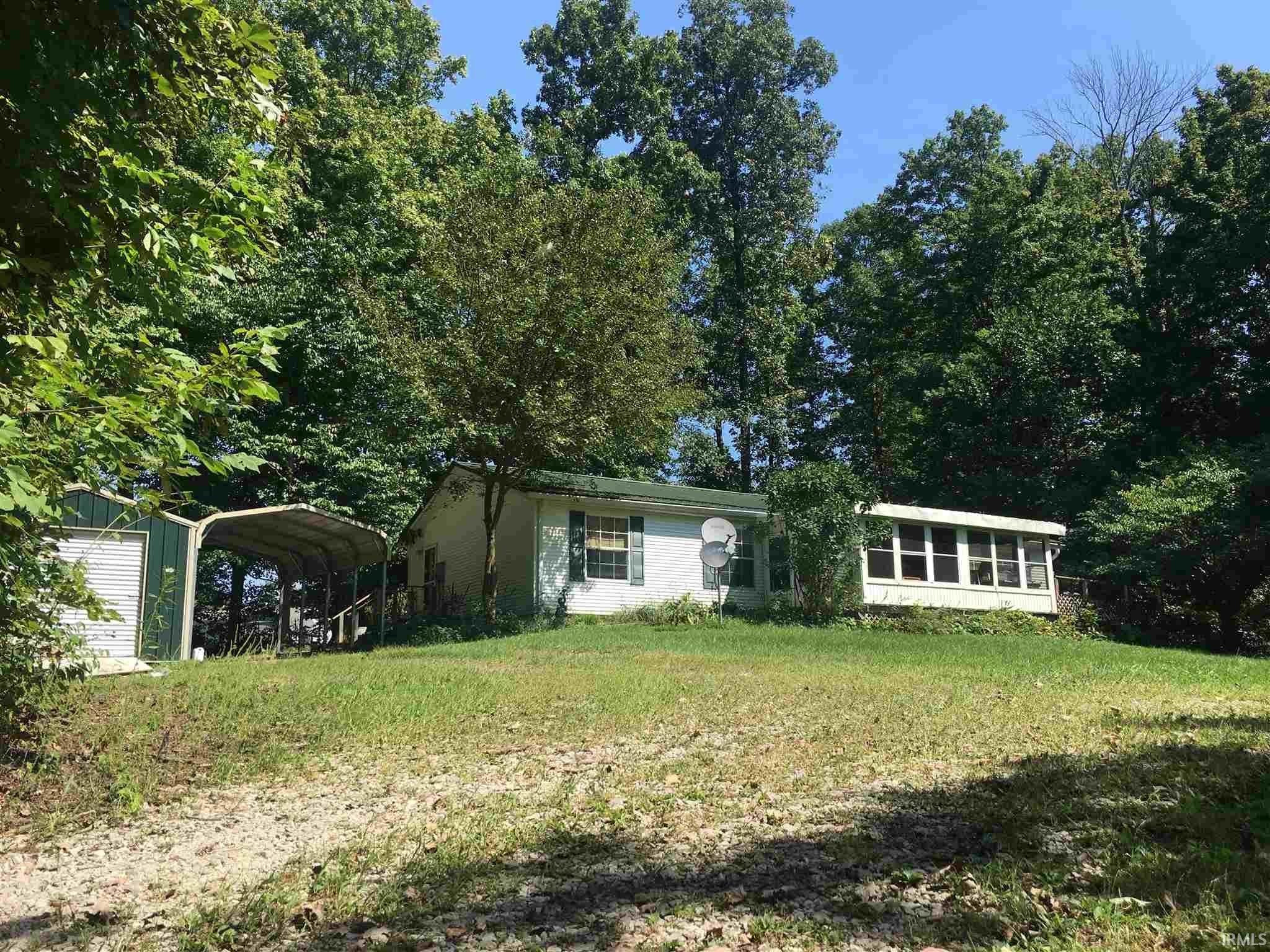 1150 Hancock School Road, Spencer, Indiana 47460, 3 Bedrooms Bedrooms, 9 Rooms Rooms,2 BathroomsBathrooms,Residential,For Sale,Hancock School,201936571