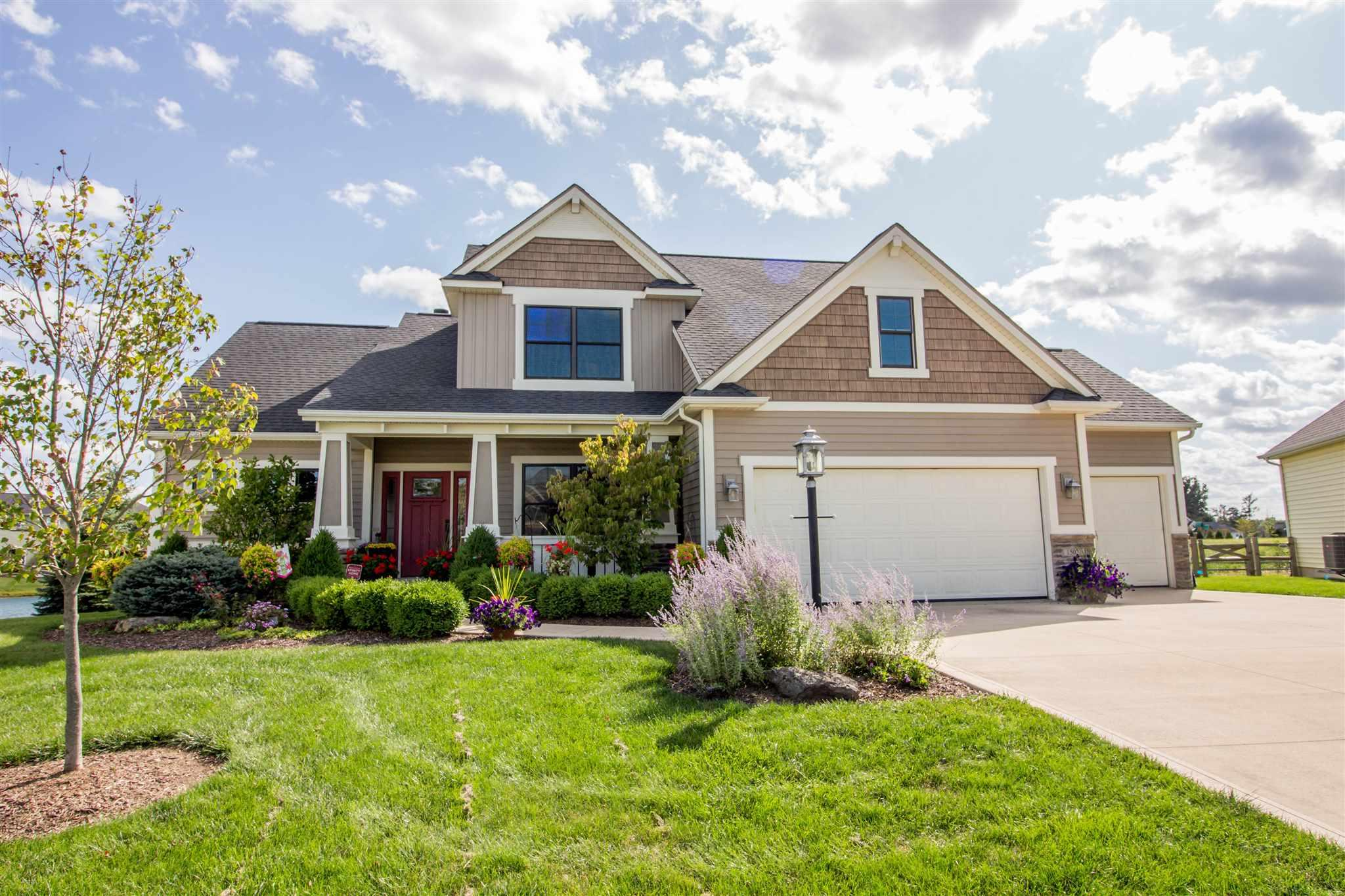 The Cottages Of Verano in Fort Wayne | 3 Beds Residential