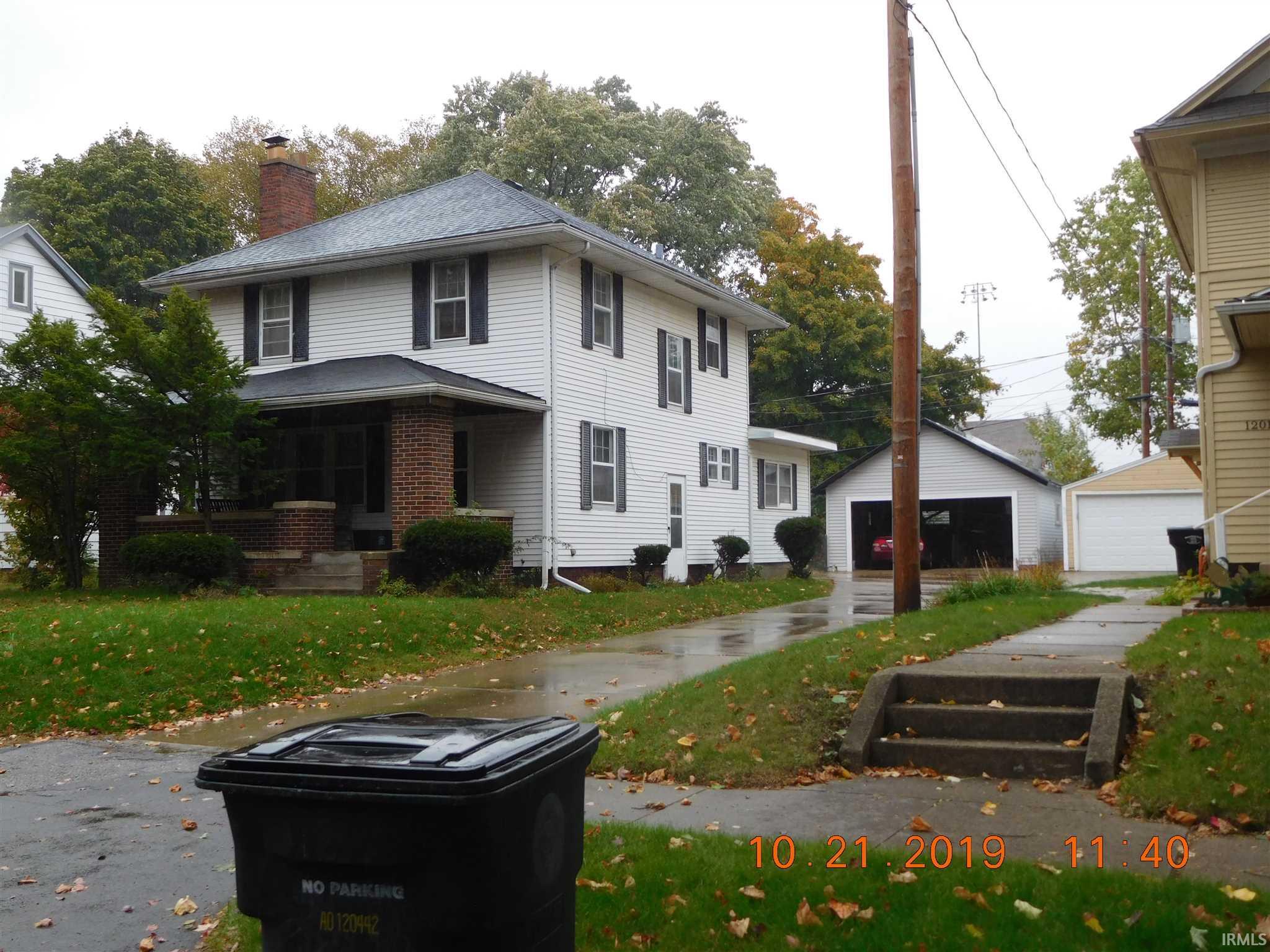 1147 E Bronson South Bend, IN 46615