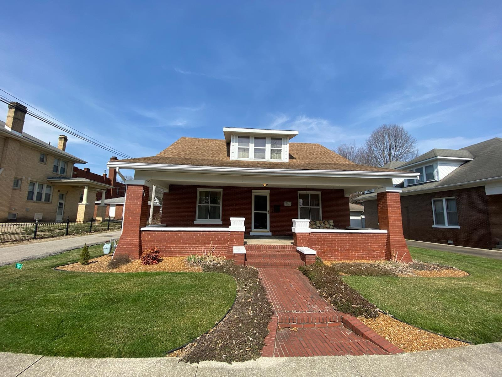 Check out this well maintained 4 Bedroom 2 Bathroom Home in Huntingburg.  This Home is conveniently located near downtown shopping and entertainment.  The Home includes a detached large 1 car garage.  You will also find a large back patio for entertaining guests and having cookouts!