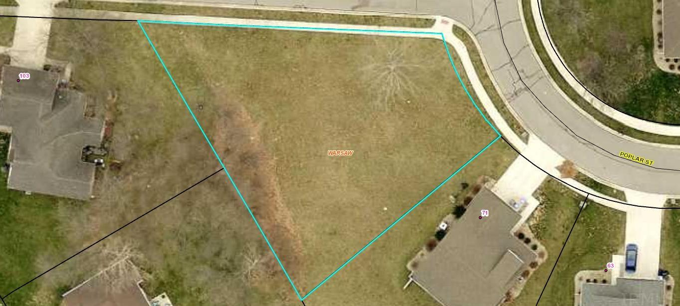 Beautiful corner lot surrounded with mature trees in a newer subdivision , no HOA, north side of town, close to shopping, and restaurants, ready for building of your brand new home.