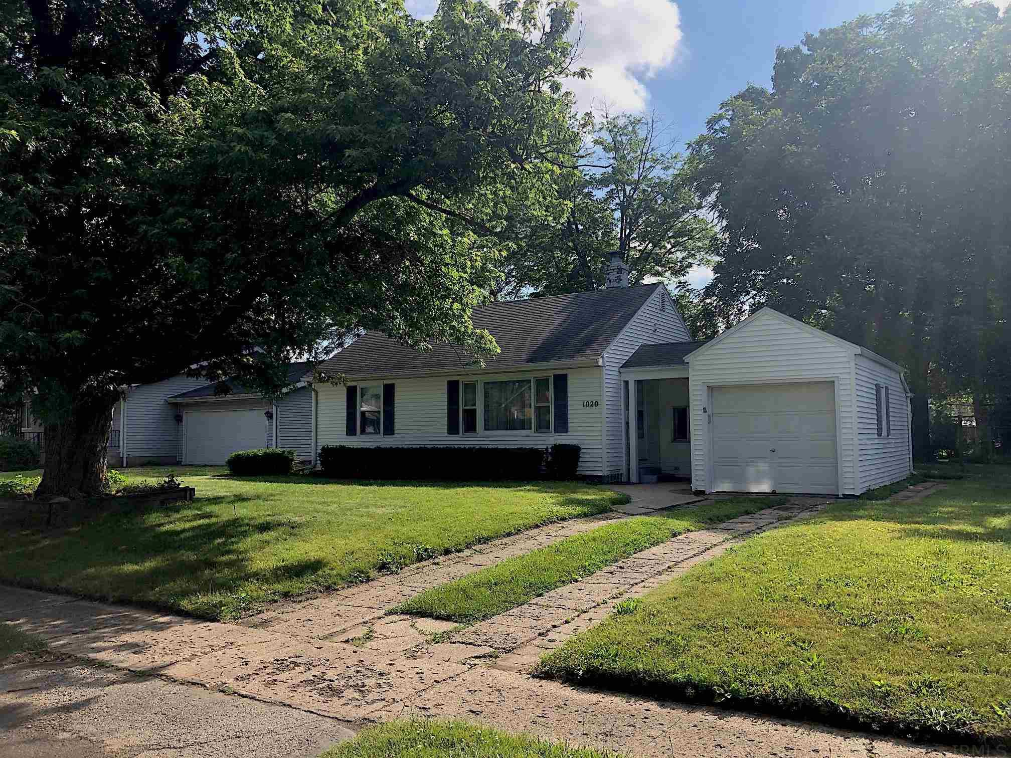 1020 Evergreen South Bend, IN 46619