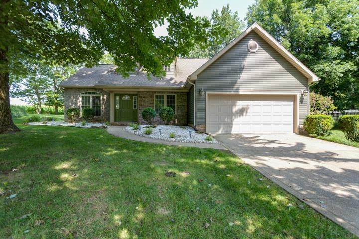 Very nice 3 bedroom, 2 bathroom, ranch style home on a quiet cul-de-sac in Christmas Lake Village. The home is situated on a .45 acre (m/l) lot, with mature trees, and nicely landscaped. Open concept family room, and new paint throughout the home.