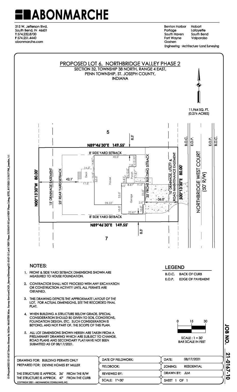 54811 Northbridge West Osceola, IN 46561