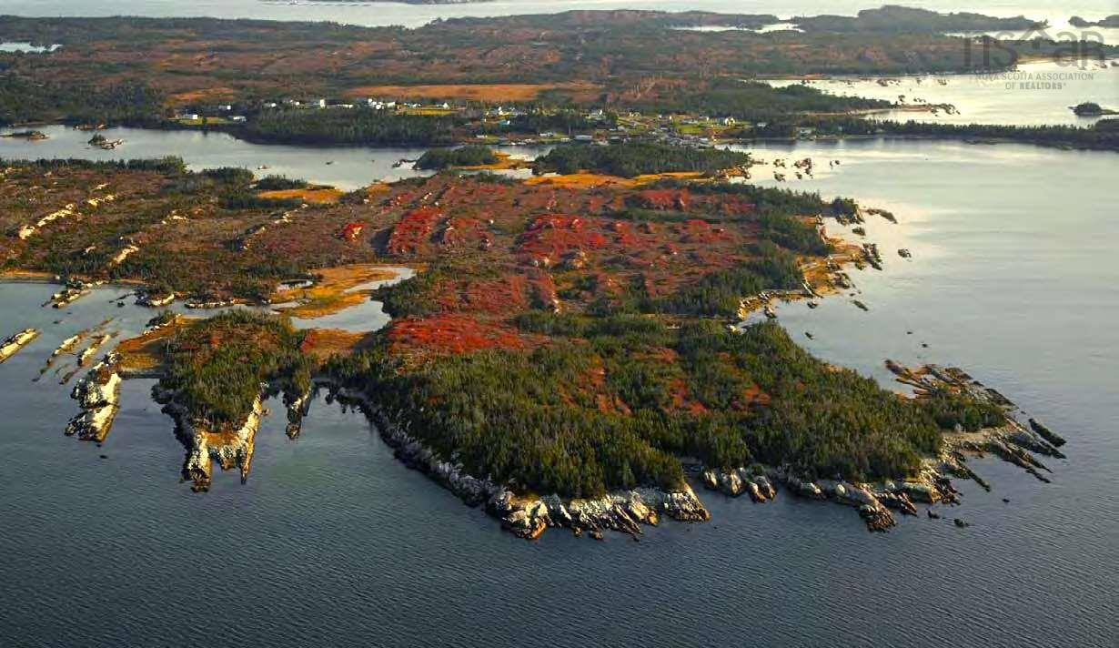 Truly a once in a lifetime opportunity! The Owl's Head Bay Estate is a property of outstanding natural Beauty and splendour. This undeveloped Property (MLS #201703066) has approximately 446.41 acres and breathtaking miles of rugged oceanfront.  Also available is an additional 161.1 acres  (#MLS 201703067)  to make a total development package available of over 600 acres.  Both properties sit on the edge of Nova Scotia's solid bedrock surrounded by the wild Atlantic. The property is a blank canvas for the shrewd investor, ready for a custom designed personal estate or residential/recreational development. The owners have prepared a detailed proposal for the development of a world-class 18 hole championship golf course and resort community on the spectacular ocean side setting. This proposal includes the full scope conceptual and architectural design, working drawings and construction plans. The resort plan includes luxury hotel, marina, golf club, championship course and residential community. The estate is private and definitely feels remote though it is conveniently an easy 40 minute drive from downtown Halifax with access from the main road. Services and power are connected to the property line.