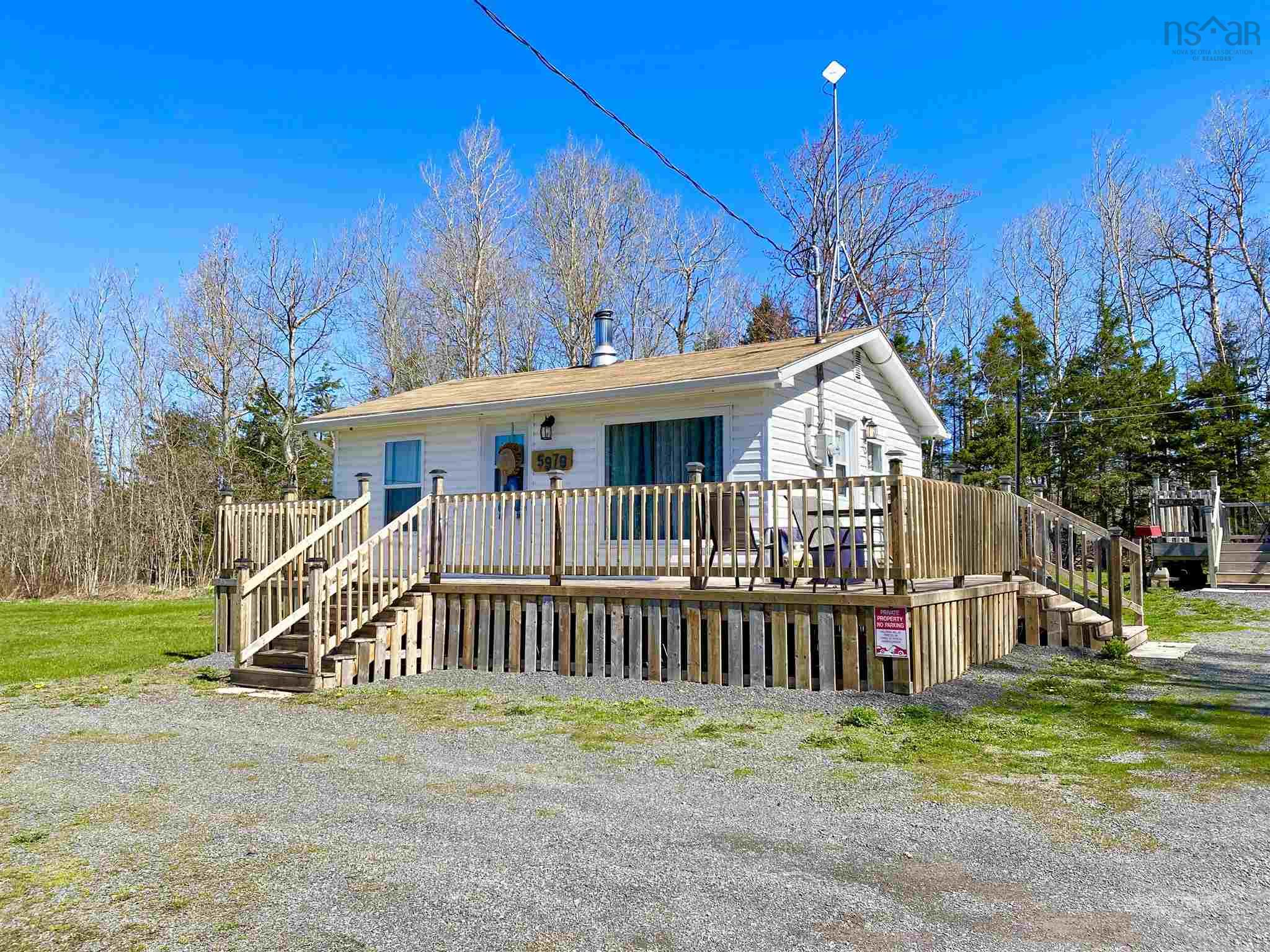 5979 Highway 6, Caribou River, Pictou, NS, United States B0K 1H0, 1 Bedroom Bedrooms, ,1 BathroomBathrooms,Residential,For Sale,5979 Highway 6,202110670